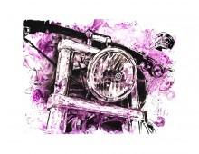 Hintz Studios 2013 Breakout (MDA) print