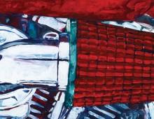Hintz Studios, 2013 CVO Breakout OM cover