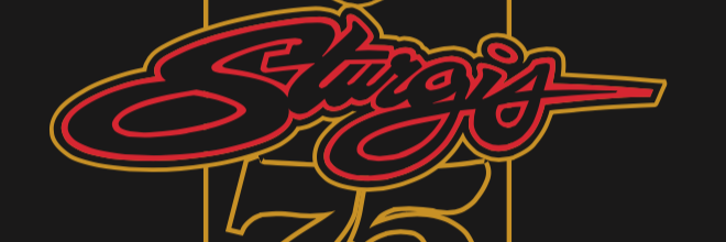 Mathew (boo) Hintz Creates the Sturgis 75th Logo For Harley Davidson