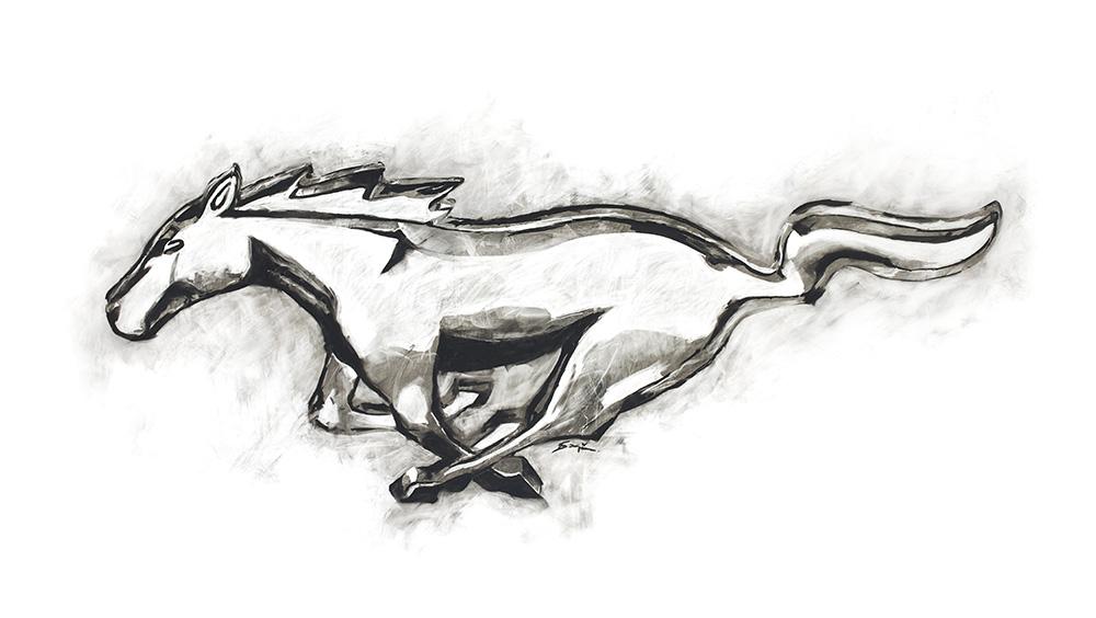 2010 Mustang Hintz Studios