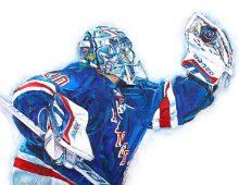 Rangers, Henrik Lundqvis